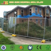 Australia Type Dismountable Temporary Fence Security Fence