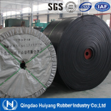China Made Cotton Fire Resistant Rubber Conveyor Belt