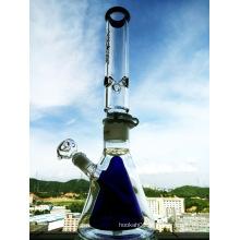 Base Beaker Perc Detached Tubo Forma Vidro Fumar Tubulação de Água
