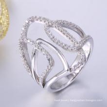 valentine's day present 925 sterling sliver sample wedding rings