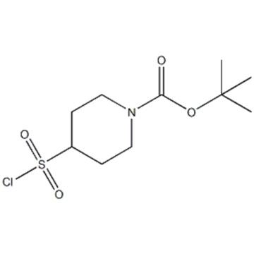 4-Chlorosulfonylpiperidine-1-carboxylic Acid Tert-butyl Ester Cas 782501-25-1