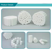 Medizinische wegwerfbare sterile zahnmedizinische Baumwollrolle