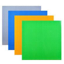 25.5 * 25.5 Cm DIY Brick Baseplate für Minifiguren
