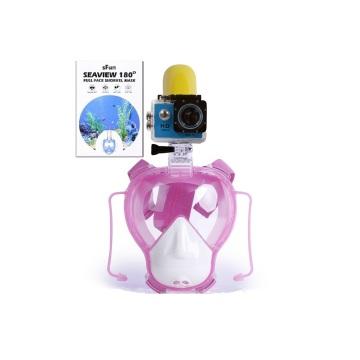 Маска для дайвинга Оборудование для водных видов спорта с маской для подводного плавания