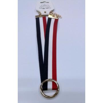 Einfache Charm Halskette Choker Gold überzogen