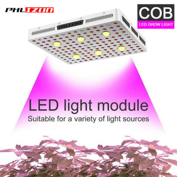 Luces de cultivo LED Phlizon 3000W COB