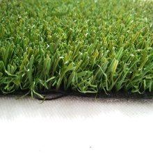 Herbe artificielle anti-UV à haute densité de football de Nonfilling