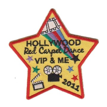 Patch Sulaman Perayaan Hollywood Kreatif