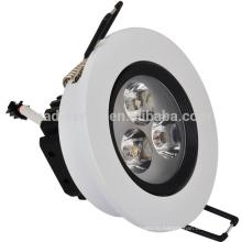 Круглый потолочный светильник 3W для домашнего декора
