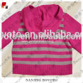Wholesale JannyBB rosy knitted sweater for girls