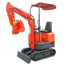 Mini escavadeira 1ton novo modelo para venda