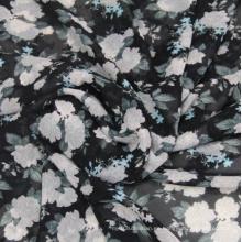 Imprimir gasa para el vestido de las mujeres, falda, blusa