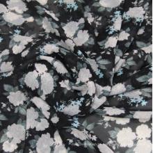 Imprimir Chiffon para o vestido das mulheres, saia, blusa