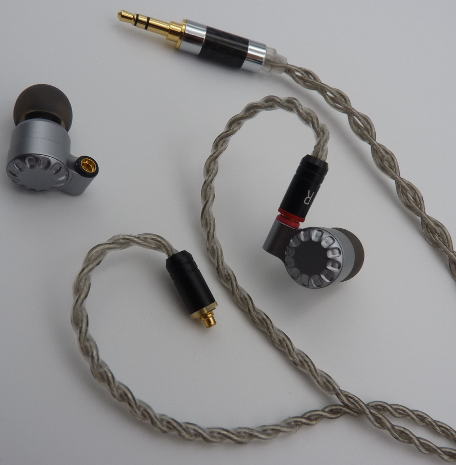 Hifi Earphones with Detachable Cables