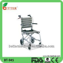 Alumínio, cadeira de rodas leve