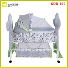 Comfortable polyester baby hammock cradle