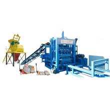 Máquina automática hidráulica del bloque (QTY6-15)