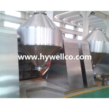 Double Conical Revolving Vacuum Dry