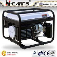 Tragbares Benzinmotor-Generator-Set (GG2500)