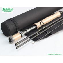 Primärer Pr9010-4 High Carbon Fast Action Fliegenrute