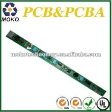 conjunto de luz de tubo led