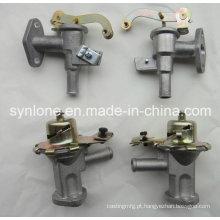 Peças de montagem de fundição e usinagem de fabricação de aço