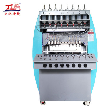 JinYu 8 Cores Dispenser Keychain Making Machine