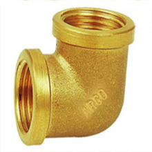 Industrial Grade Brass Female Elbows