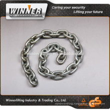 ASTM80 Grade30 proof-coil chain tyre chain tire chain