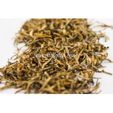 Sacos de chá preto elegantes e chá de Dianhong