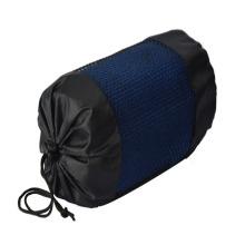 Lembre-se de mim para sempre toalha de viagem esportes definir tecido rolo toalha de microfibra / toalha de banho de microfibra