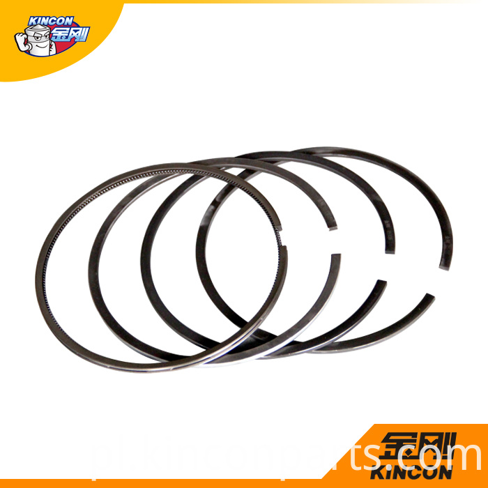 6 Stroke Engine Piston Rings