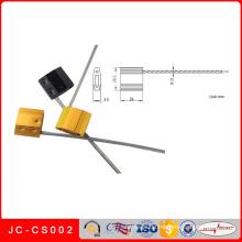 Jc-CS002 Sicherheitskabel Seal für Container Pull Tight Cable Sealing