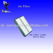 Toyota Panel Synthetic Fiber Air Filter