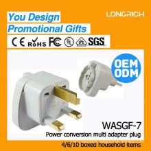 Wholesale euro usb wall socket 220v,made in china 2013 hot british socket