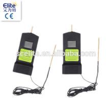 Electricizer valla y valla polywire Comprobador de voltaje digital
