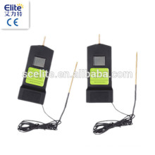 Electric fence energizer and fence polywire Digital voltage Tester
