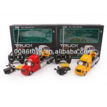 4 Channel RC Tractor Trailer Camiones RC Camión