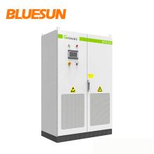 Growatt solar inverter 3 phase hybrid off/on power inverter solar 150kva 150kw 500kw 1mw inverters for commercial industrial use