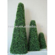 Usine artificielle d'herbe pour la décoration de jardin