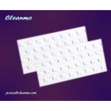 Carte de nettoyage de comptoir de monnaie, carte de nettoyage pour le compteur d'argent