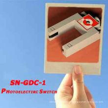 Omron tipo elevador fotoelétrico Switch SN-GDC-1 U tipo de forma