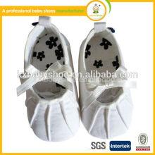 2015 Neuer Entwurfsqualitätshandsegeltuch Babyschuh bebe Schuhe