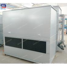 25 тонн Superdyma замкнутом контуре противотока ГТМ-5 мокрые градирни для GSHP