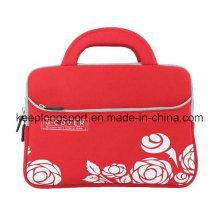 Fashionable Custom Neoprene Computer Bag with The Handle