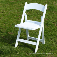 Commerical Seating White Resin Folding Chair for Events