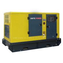 50Hz 60kVA Cummins Diesel Engine Soundproof Enclosed Generator