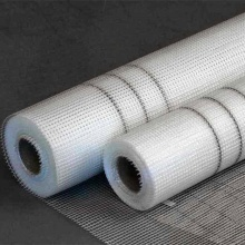 Fibra de vidro Self-Adhesive Mesh Mesh / Fiberglass Wire Mesh