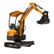 Rhinoceros mini excavator XN16 1.5ton excavator