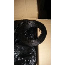 Fil fin recuit noir Bwg14 X 1kg / Bobine